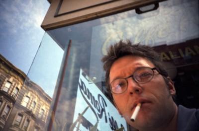 Jörg Kalt in NYC